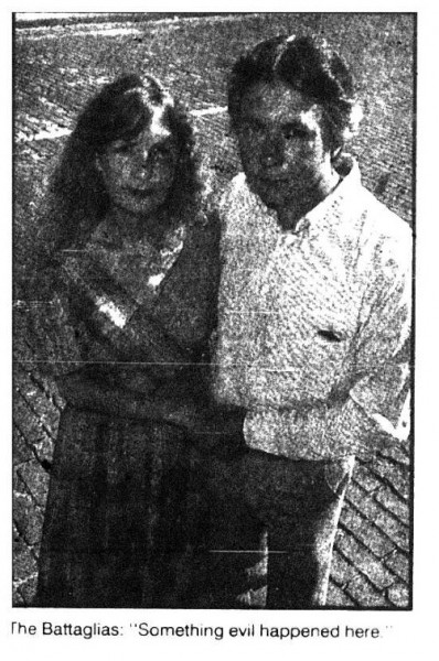 Gail and Jerry Battaglia in 1990