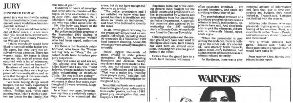 Grand Rapids Press, February 7, 1993