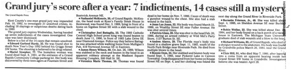 Grand Rapids Press, February 7, 1993, page A17