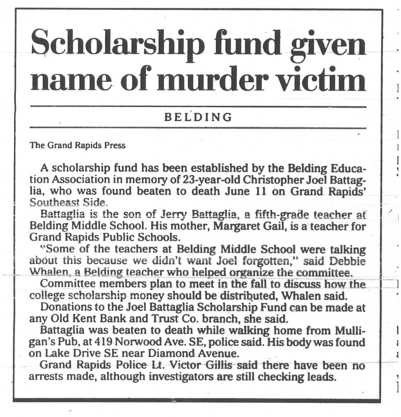 Grand Rapids Press, June 28, 1990, page D3