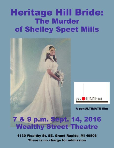 Poster Heritage HIll Murder